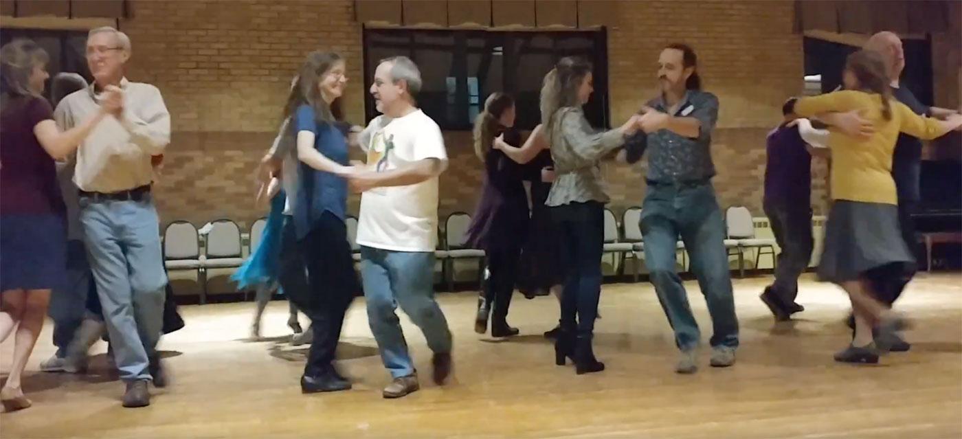 Contra Dancing Buffalo NY